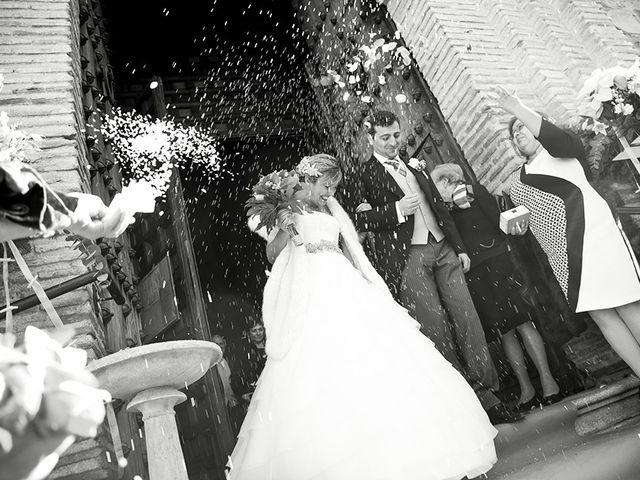 La boda de José y Laura en Toledo, Toledo 30