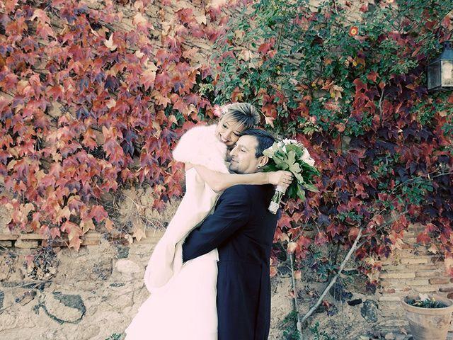 La boda de José y Laura en Toledo, Toledo 34