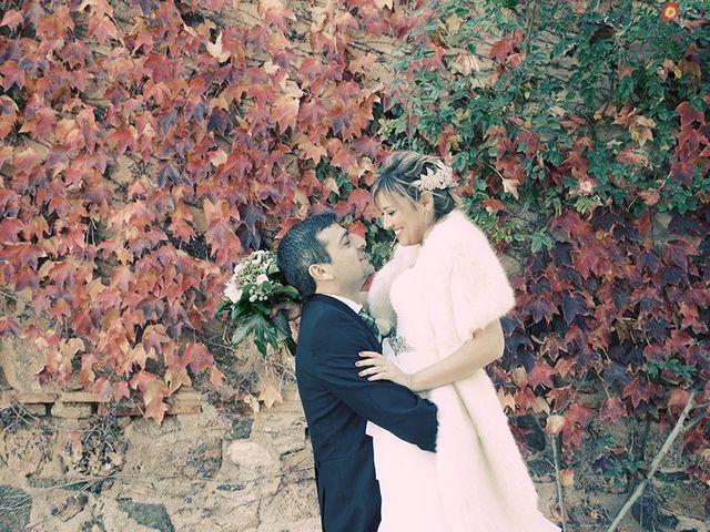 La boda de José y Laura en Toledo, Toledo 35
