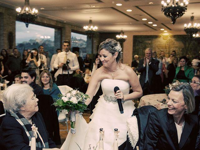 La boda de José y Laura en Toledo, Toledo 47