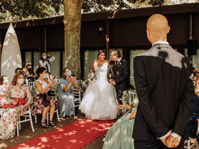La boda de Javi y Fátima en Caldes De Montbui, Barcelona 4