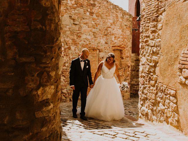 La boda de Javi y Fátima en Caldes De Montbui, Barcelona 8