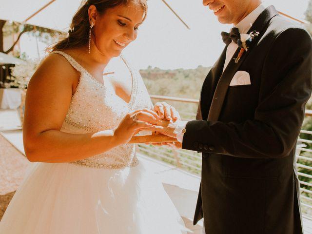 La boda de Javi y Fátima en Caldes De Montbui, Barcelona 13