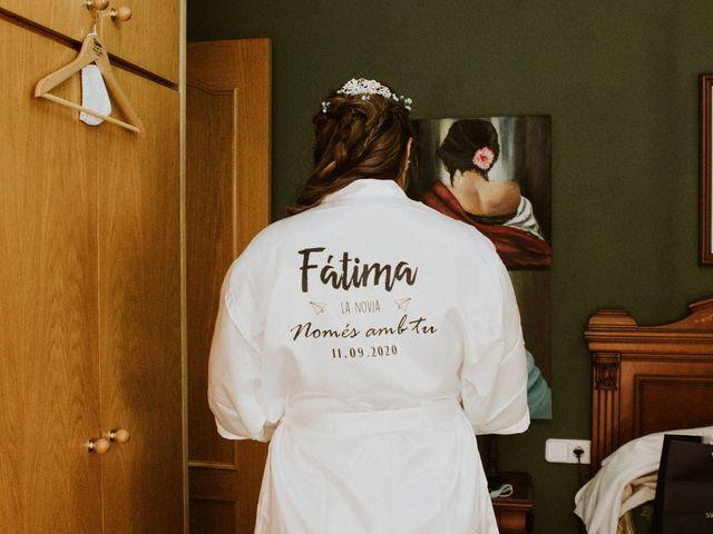 La boda de Javi y Fátima en Caldes De Montbui, Barcelona 24