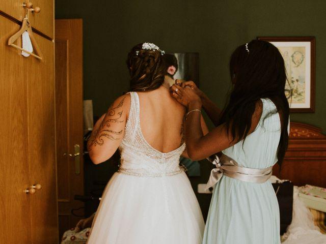 La boda de Javi y Fátima en Caldes De Montbui, Barcelona 25