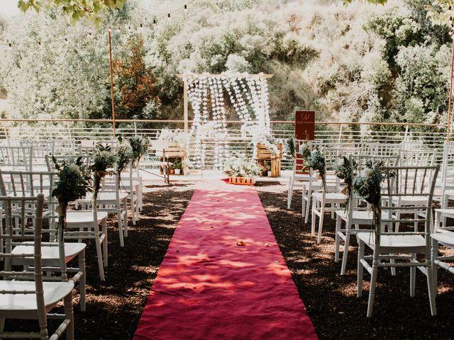 La boda de Javi y Fátima en Caldes De Montbui, Barcelona 32