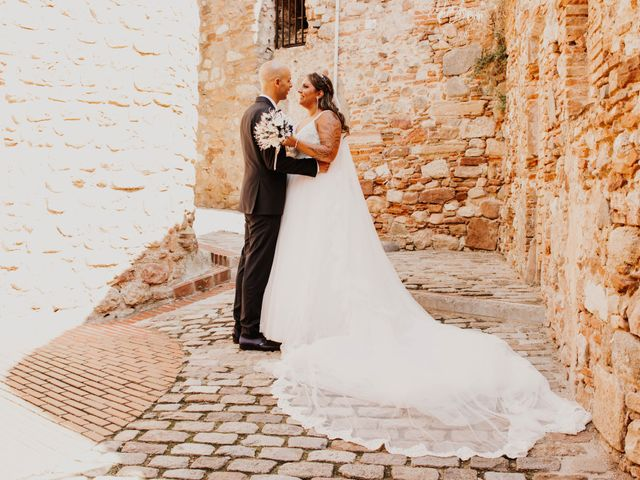 La boda de Javi y Fátima en Caldes De Montbui, Barcelona 35