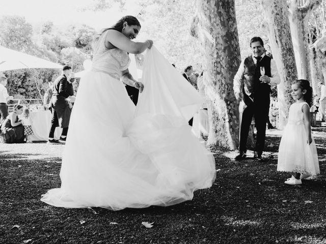 La boda de Javi y Fátima en Caldes De Montbui, Barcelona 42