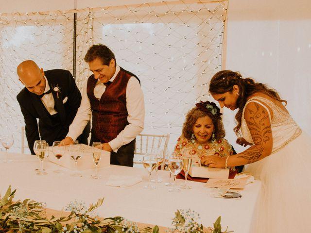 La boda de Javi y Fátima en Caldes De Montbui, Barcelona 46