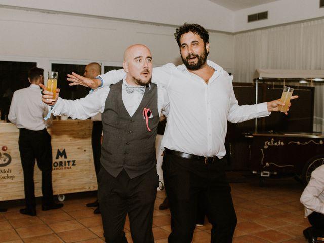 La boda de Javi y Fátima en Caldes De Montbui, Barcelona 52