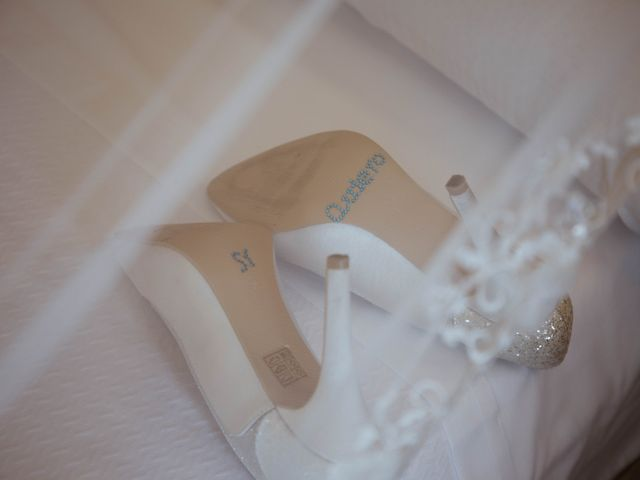 La boda de César y Lorena en Valdilecha, Madrid 3