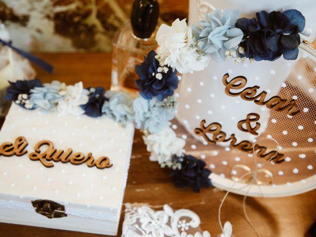 La boda de César y Lorena en Valdilecha, Madrid 4