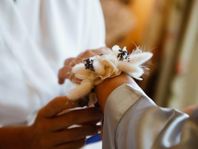 La boda de César y Lorena en Valdilecha, Madrid 10