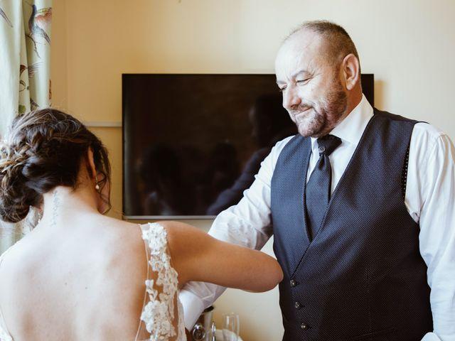 La boda de César y Lorena en Valdilecha, Madrid 22
