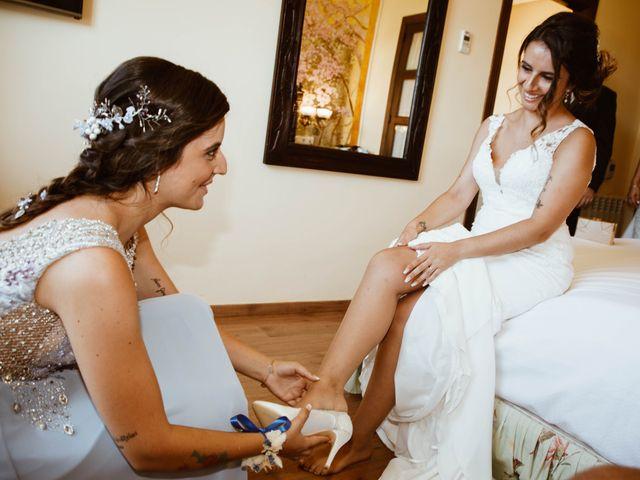 La boda de César y Lorena en Valdilecha, Madrid 23