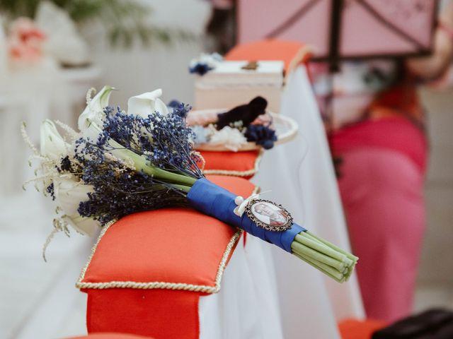 La boda de César y Lorena en Valdilecha, Madrid 31
