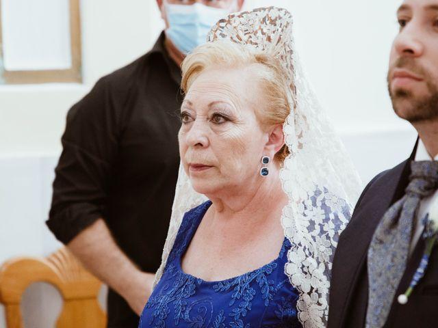 La boda de César y Lorena en Valdilecha, Madrid 32