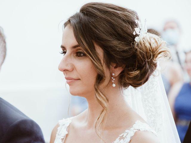 La boda de César y Lorena en Valdilecha, Madrid 35