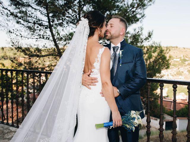 La boda de César y Lorena en Valdilecha, Madrid 38