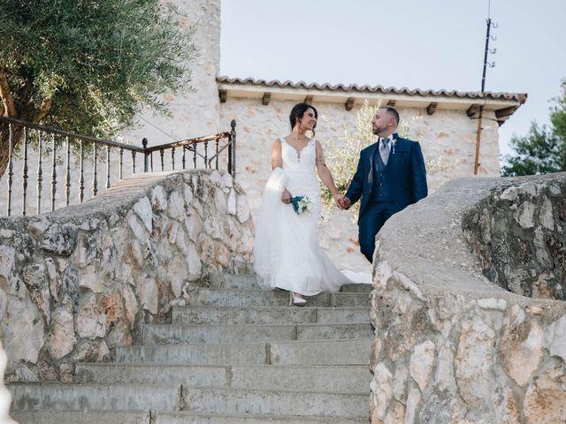 La boda de César y Lorena en Valdilecha, Madrid 39