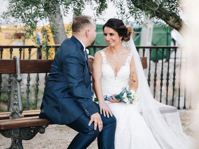 La boda de César y Lorena en Valdilecha, Madrid 40