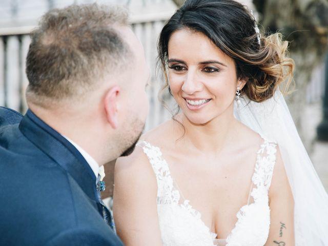 La boda de César y Lorena en Valdilecha, Madrid 41