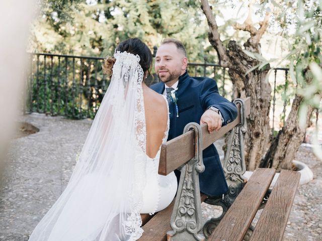 La boda de César y Lorena en Valdilecha, Madrid 42