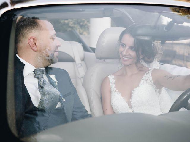 La boda de César y Lorena en Valdilecha, Madrid 44