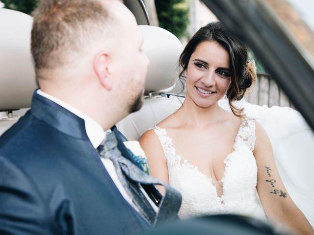 La boda de César y Lorena en Valdilecha, Madrid 45