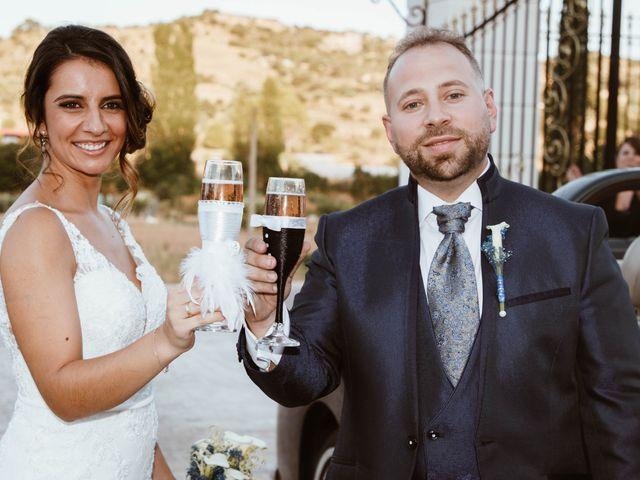 La boda de César y Lorena en Valdilecha, Madrid 48