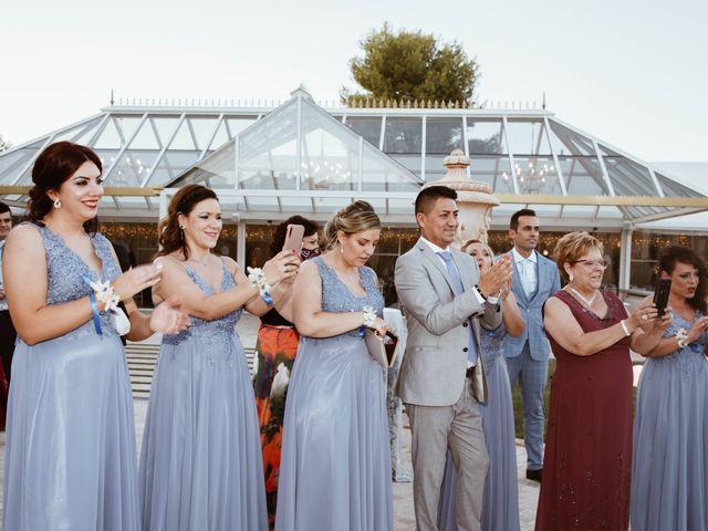La boda de César y Lorena en Valdilecha, Madrid 49