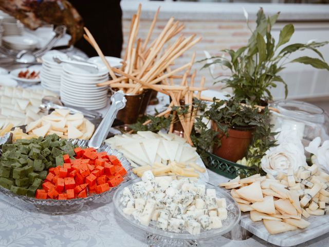 La boda de César y Lorena en Valdilecha, Madrid 50