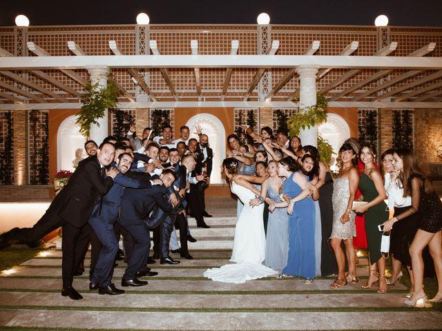 La boda de César y Lorena en Valdilecha, Madrid 54