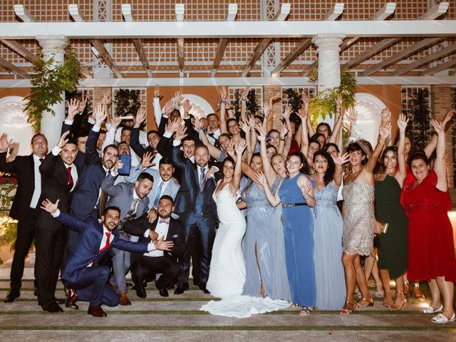 La boda de César y Lorena en Valdilecha, Madrid 55