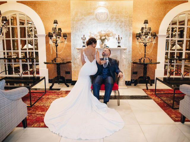 La boda de César y Lorena en Valdilecha, Madrid 57