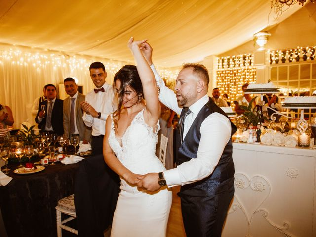 La boda de César y Lorena en Valdilecha, Madrid 62