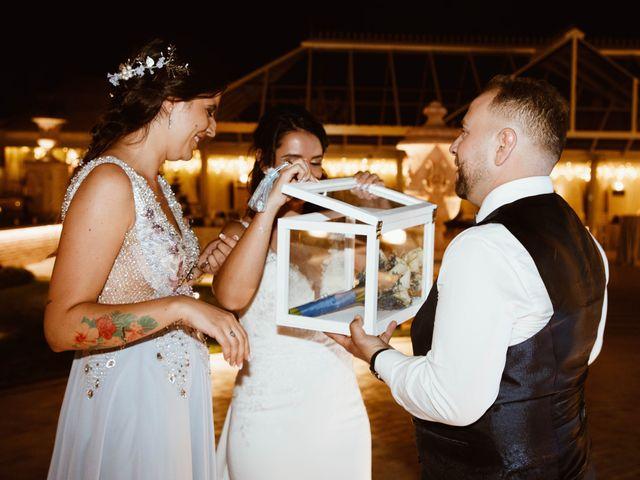 La boda de César y Lorena en Valdilecha, Madrid 65