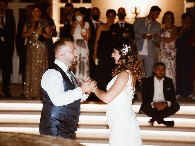 La boda de César y Lorena en Valdilecha, Madrid 67