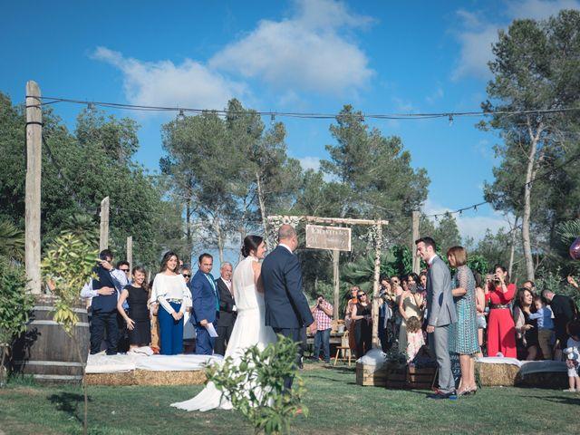 La boda de Pau y Alicia en Olivella, Barcelona 7