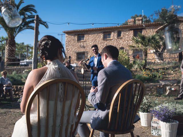 La boda de Pau y Alicia en Olivella, Barcelona 11