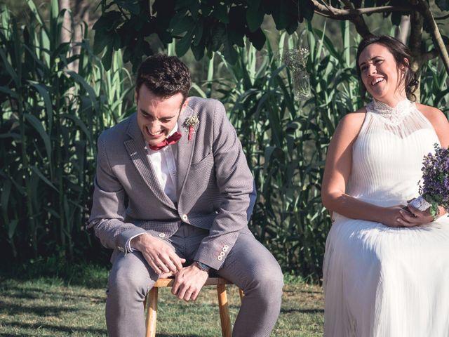 La boda de Pau y Alicia en Olivella, Barcelona 12