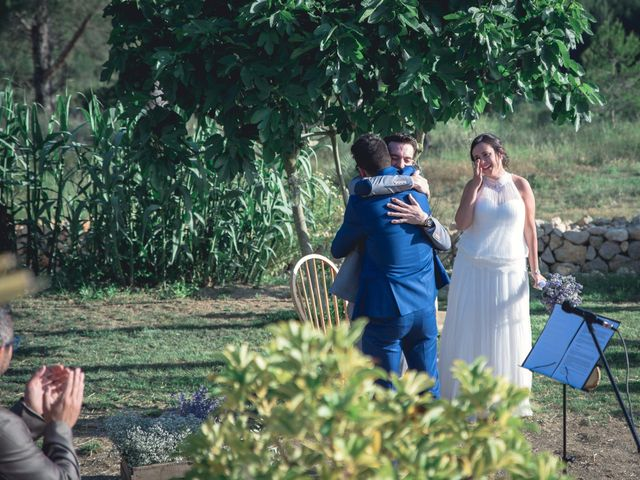 La boda de Pau y Alicia en Olivella, Barcelona 14