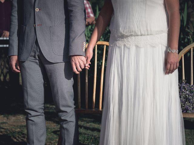 La boda de Pau y Alicia en Olivella, Barcelona 15