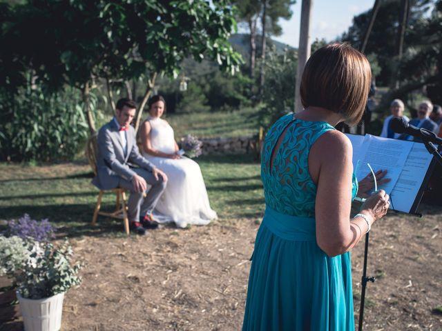 La boda de Pau y Alicia en Olivella, Barcelona 20