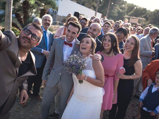 La boda de Pau y Alicia en Olivella, Barcelona 23