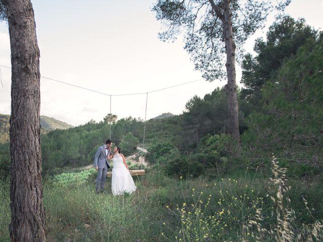 La boda de Pau y Alicia en Olivella, Barcelona 29