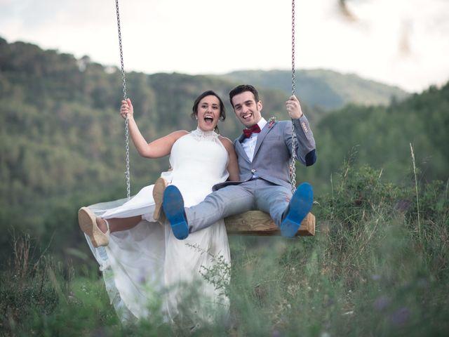 La boda de Pau y Alicia en Olivella, Barcelona 31