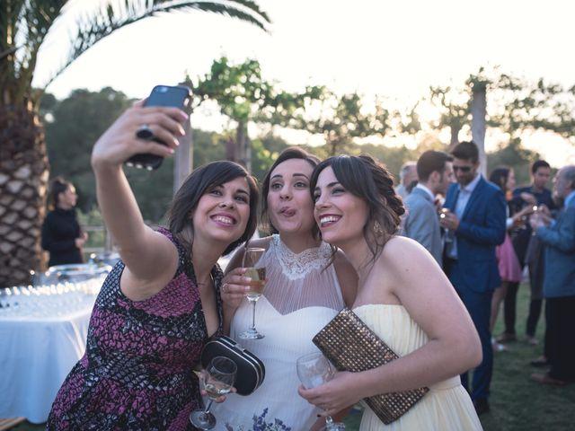 La boda de Pau y Alicia en Olivella, Barcelona 37