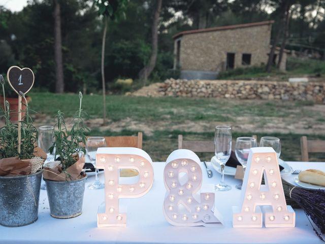 La boda de Pau y Alicia en Olivella, Barcelona 41