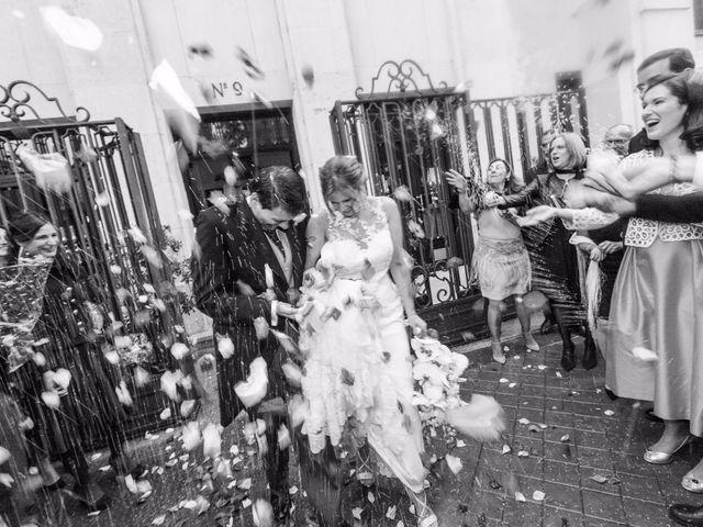 La boda de Carlos y Esther en Madrid, Madrid 23